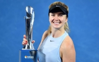Свитолина стала главной фавориткой на победу на Australian Open