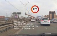 На Южном мосту в Киеве устанавливают камеры видеонаблюдения