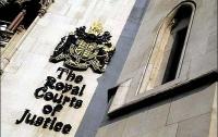 Суд в Англии удовлетворил иск Порошенко к