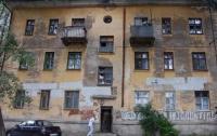 Более сотни домов столицы не пригодны для проживания