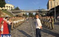 Бадоев рассказал, как он видит День Независимости (фото)