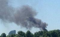 Масштабный пожар в Киеве: загорелся Труханов остров (видео)