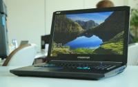 Лэптоп для геймеров Acer Predator Helios 500 получил процессор Intel Core i9+