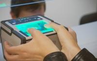 Указ о биометрическом контроле въезда иностранцев в Украину вступил в силу