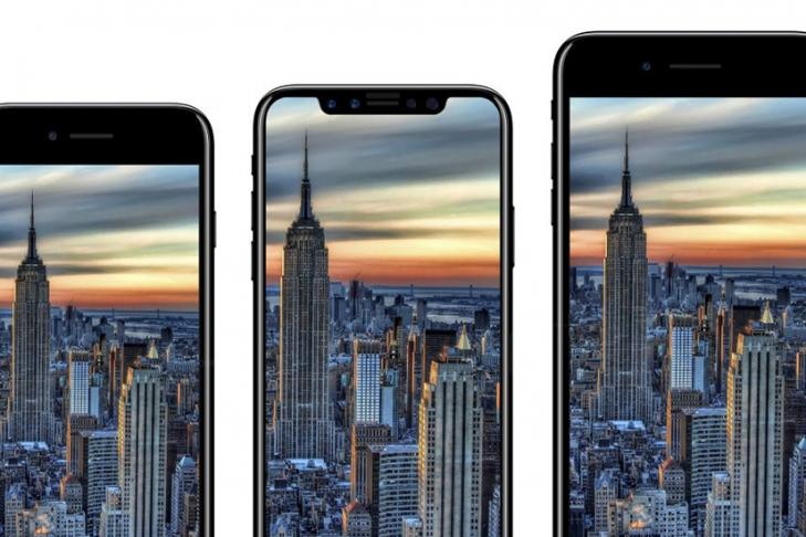 Вглобальной web-сети появились параметры нового телефона Apple— iPhone 8