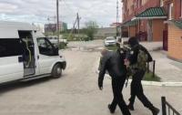 В ФСБ РФ заявили о задержании контрабандистов оружия якобы с территории Украины