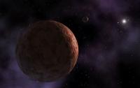 В солнечной системе обнаружена крупная карликовая планета