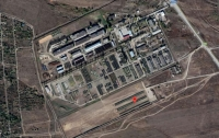 Спутник зафиксировал сотни российских танков вблизи границы с Украиной
