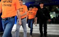 На Филиппинах правоохранители задержали 43 человека за похищение девушки