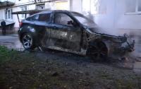 На Волыни сожгли машину заместителя главы РГА