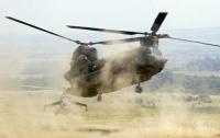 В Иране разбился военный вертолет, пострадали пять человек
