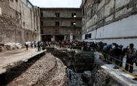 Древний стадион с частями тел принесенных в жертву игроков нашли в Мексике
