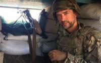Актер Пашинин рассказал об удовольствии от войны на Донбассе