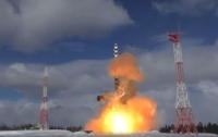 Российские военные испытали новое мощное оружие (видео)