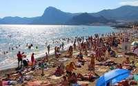 В Крыму закрыли 83 пляжа