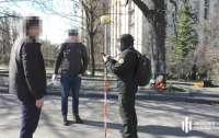 ГБР проводит очередной следственный эксперимент по делу Майдана