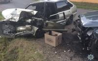 На Закарпатье пьяный водитель устроил ДТП, пострадал ребенок