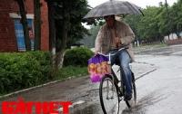 Непогода подмочит украинцам выходные