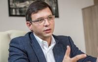 Мураев: Под санкции попали все, кто может сломать план Порошенко попасть во 2 тур
