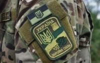 Под Харьковом солдат получил огнестрельное ранение
