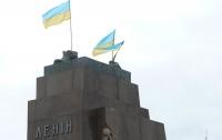 Харьковский горсовет за два миллиона демонтирует постамент Ленину