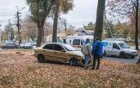 В Днепре произошло тройное ДТП с пострадавшими