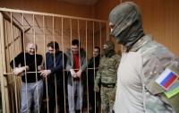 Украинских моряков отправят на исследование к российским психиатрам