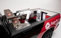 Пикап Toyota Tundra превратили в мобильную пиццерию