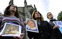 В Ватикане прошел пикет жертв священников-педофилов
