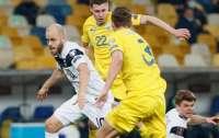 Украина с сенсационным счетом завершила поединок с Финляндией