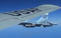 Самолет США провел разведку в Черном море