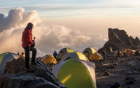 Старушка забралась на Килиманджаро и побила мировой рекорд