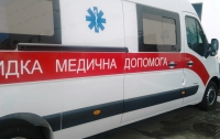 В Киевской области школьница выпала из маршрутки