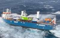 Танкер подал сигнал бедствия у берегов Норвегии