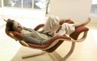 Дизайнер создал кресло для супер-релакса (ФОТО)