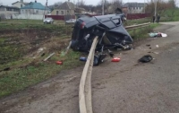 Страшное ДТП под Харьковом: погиб полицейский