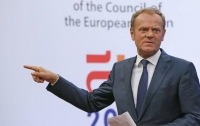 Туск отреагировал на старт безвизового режима между Украиной и ЕС