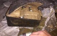 20 кг тротила и 40 гранат: на Донетчине нашли тайник оружия