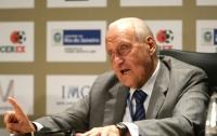 Экс-президент ФИФА Авеланж умер в возрасте 100 лет