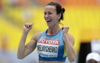 Украинка Мельниченко победила на чемпионате мира в семиборье