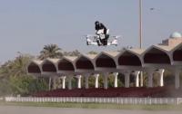 Дубайские полицейские будут летать на квадрокоптерах (видео)