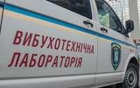 Взрыв в центре Киева: в подъезде дома вылетели окна, повреждены стены