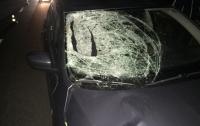 Смертельный наезд: возле Ужгорода иномарка сбила пешехода
