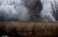 ВСУ уничтожили огневую точку боевиков на Донбассе