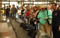 В аэропорту «Борисполь» 170 человек были уволены за кражи багажа