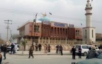 В мечети Кабула прогремел мощный взрыв, десятки погибших