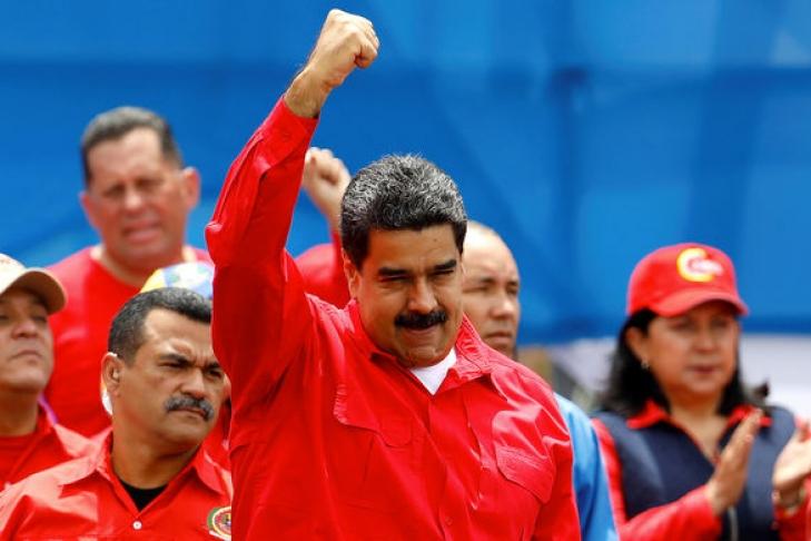 Президент Венесуэлы получил благословение нановый срок— Шаман вместо первосвященника