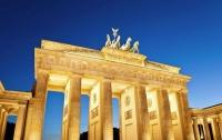 В Германии обнаружили огромную свастику