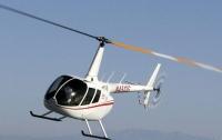Под Ивано-Франковском упал вертолет, пилот погиб