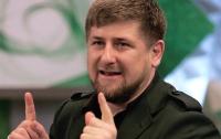 Глава Чечни обвинил Запад в эскалации насилия в Украине